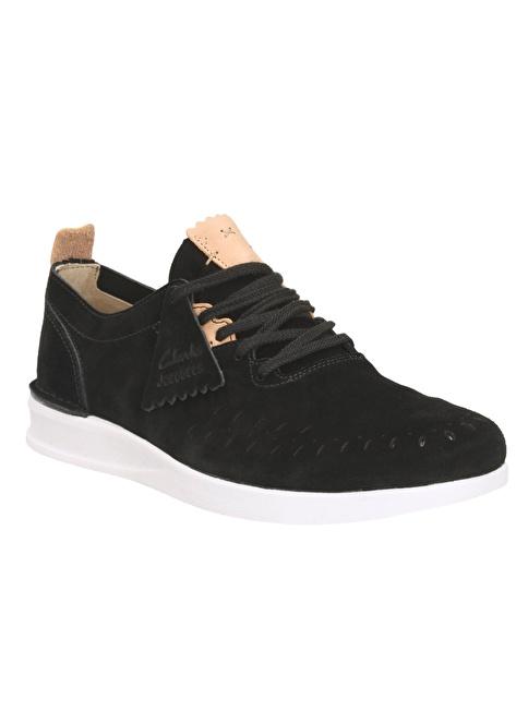 Clarks Bağcıklı Ayakkabı Siyah